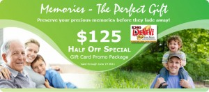 photo recovery special for father's day