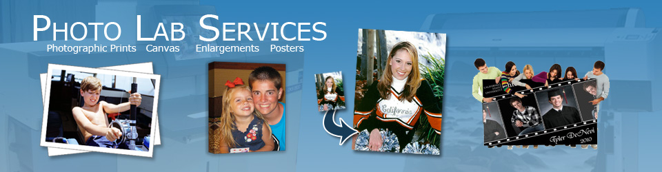 Denevi Photo Lab Services