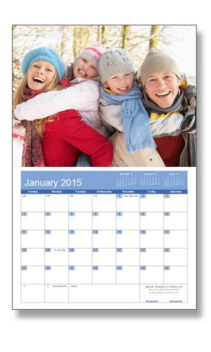 Custom Photo Wall Calendar Denevi Digital Imaging